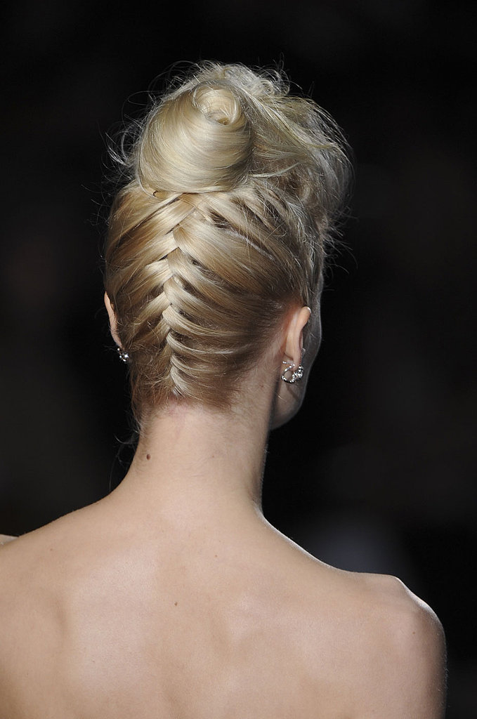 The Hair at Badgley Mischka, New York