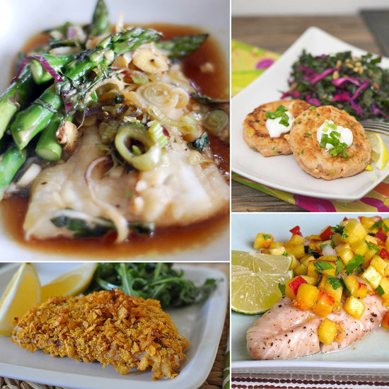 Go Meatless Over Lent With These Fresh Fish Recipes