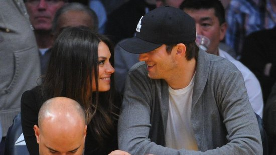 Mila Giggles at Ellen and Will Ferrell's Dirty Lakers Stunt!