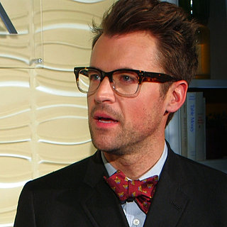 Brad Goreski Interview at New York Fashion Week Fall 2013