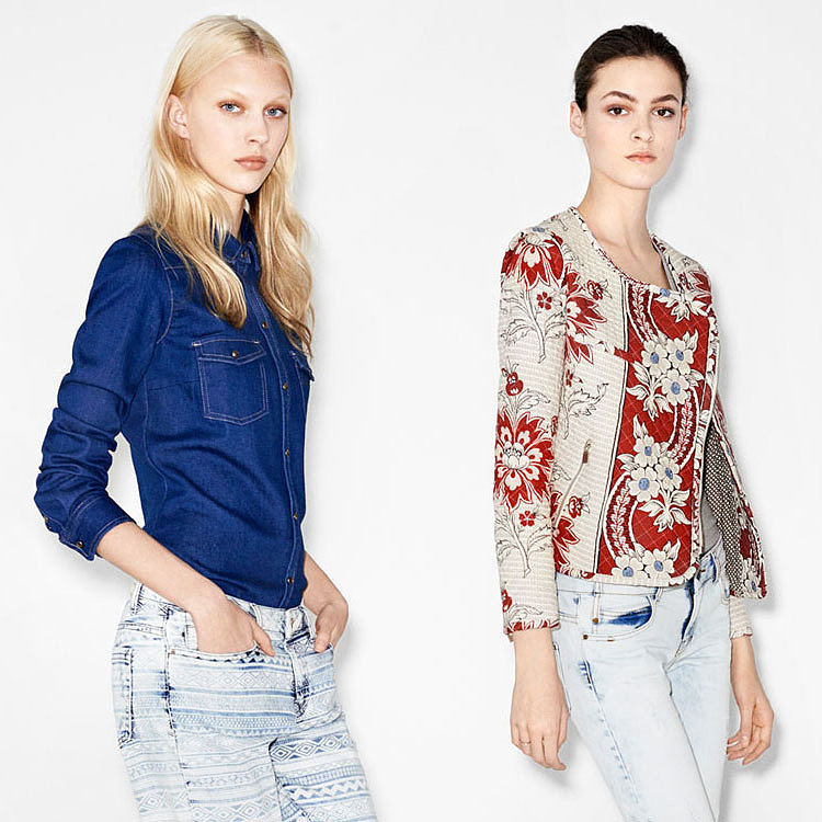 Zara Springs Forward For Its February TRF Lookbook