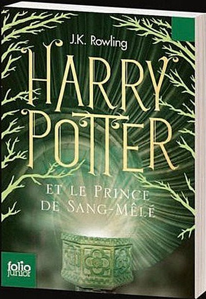 Harry Potter and the Half-Blood Prince, France