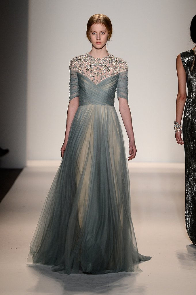 2013 Fall New York Fashion Week: Jenny Packham