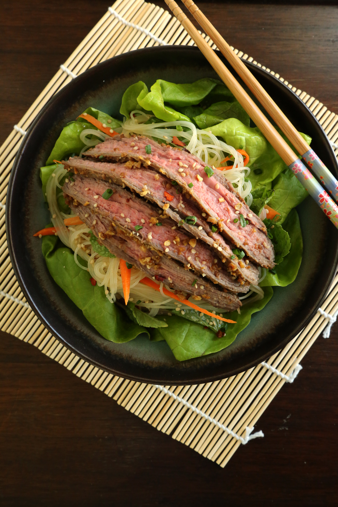Asian Noodle Salad | POPSUGAR Food