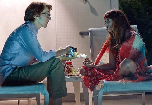 Paul Dano and Zoe Kazan, Ruby Sparks