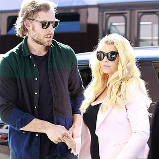 Jessica Simpson and Eric Johnson on Valentine's Day | Photos