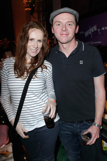 He's BFF's With Catherine Tate