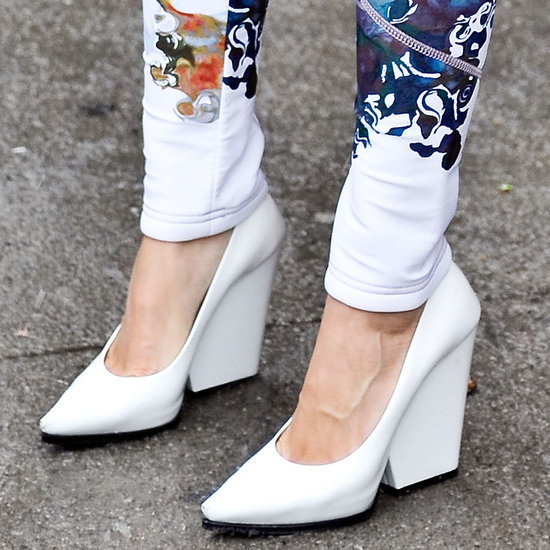 Shoe Stalking: The Best Heels, Boots, and (Yes, Even) Flats at NYFW