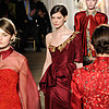 Marchesa Fall 2013 New York Fashion Week Runway Show Picture