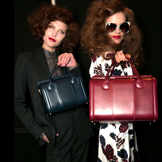 Best Bags From New York Fashion Week&#039;s Fall 2013 Runways