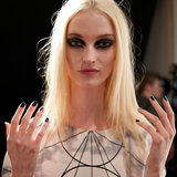 The Hottest Nails From London Fashion Week