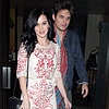 Katy Perry and John Mayer on Valentine's Day | 2013