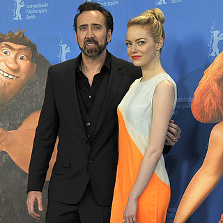 Emma Stone at a Croods Premiere in Berlin