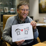 Bill Gates on Reddit