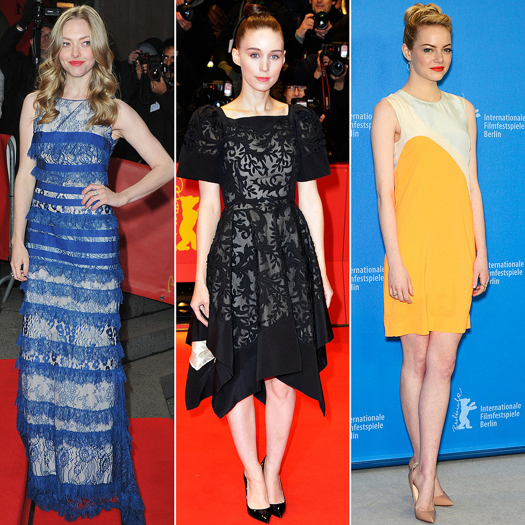 Every Red-Carpet Moment From the Berlin Film Festival So Far