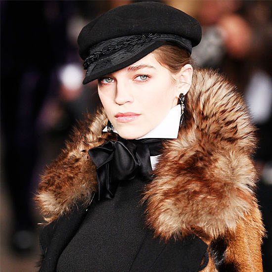 Ralph Lauren Fall 2013 New York Fashion Week Runway Pictures