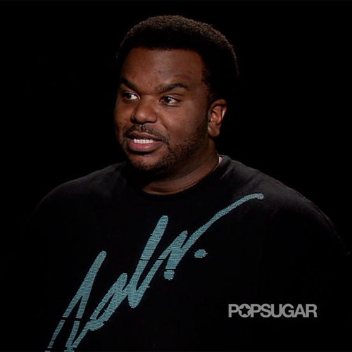 Craig Robinson on His New NBC Show (Video)