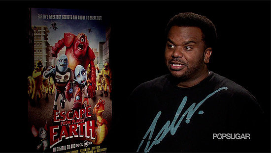 Craig Robinson Talks End of The Office and His New Pilot