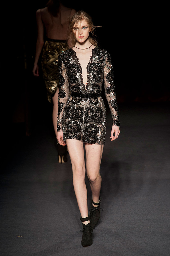 Julien Macdonald Fall 2013