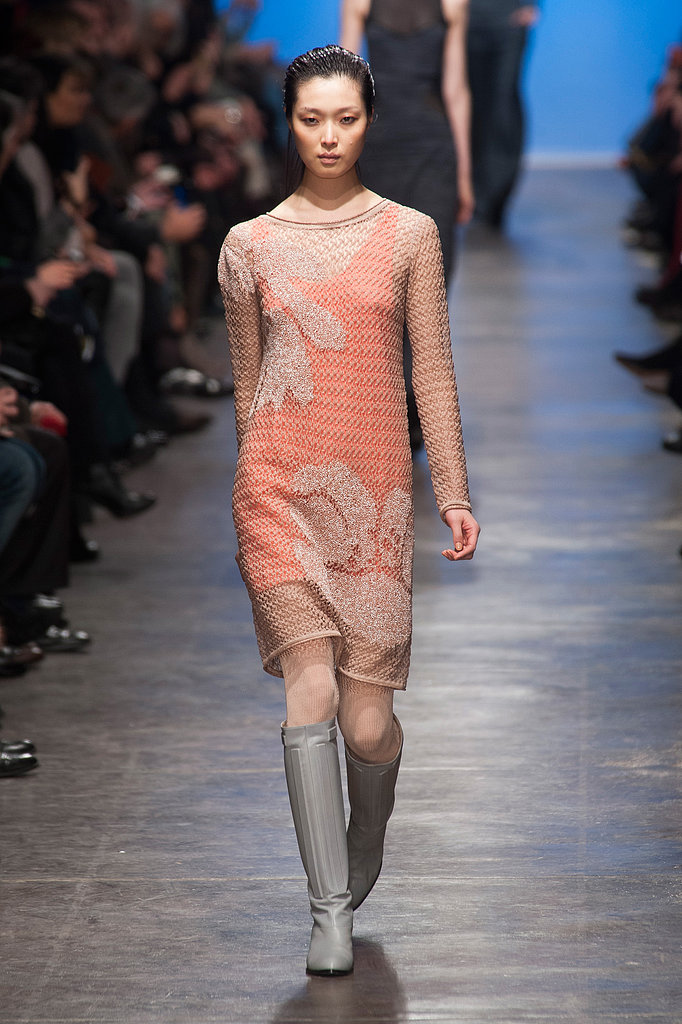 Missoni Fall 2013 Runway