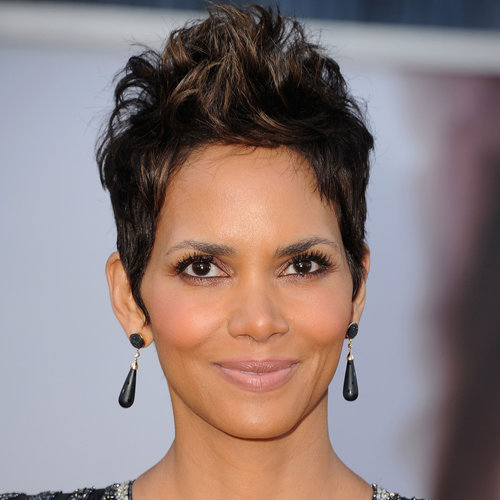 Halle Berry Oscars 2013 Hair