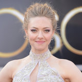 Amanda Seyfried Oscars 2013 Makeup