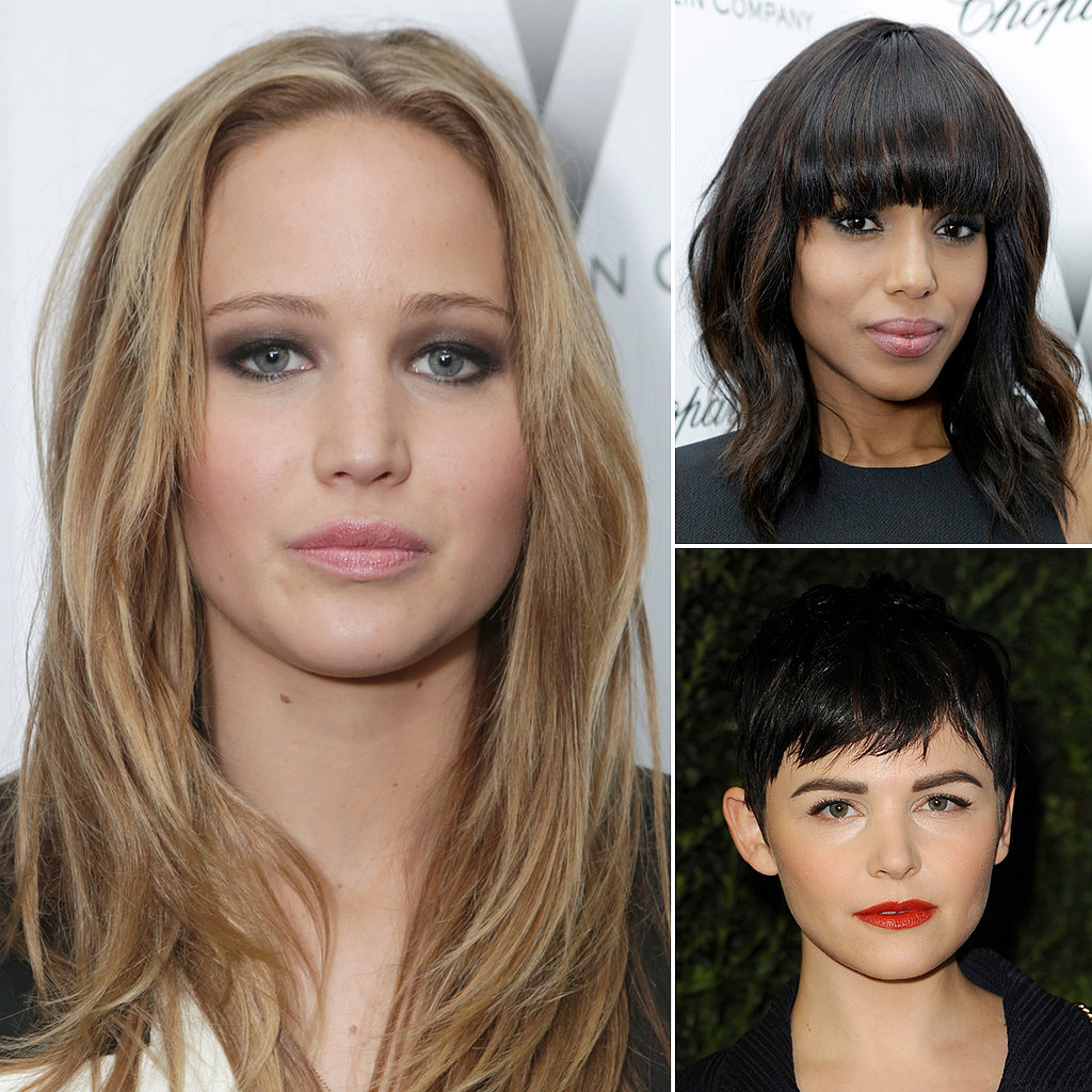 See the Stars' Gorgeous Beauty Looks at the Oscars Preparties