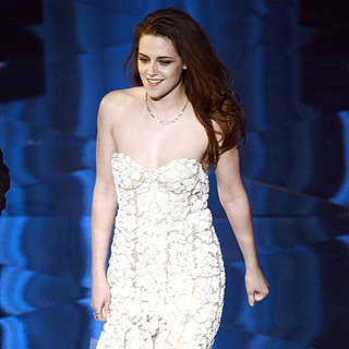 Kristen Stewart at the Oscars 2013