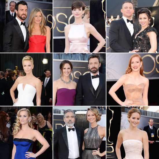 See All the Stars Arriving on the Oscars Red Carpet