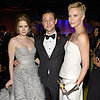 Celebrities at 2013 Oscars Governors Ball Pictures