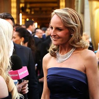 Helen Hunt Oscar Interview 2013 | Video