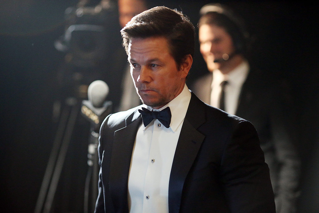 Mark Wahlberg at the 2013 Oscars.