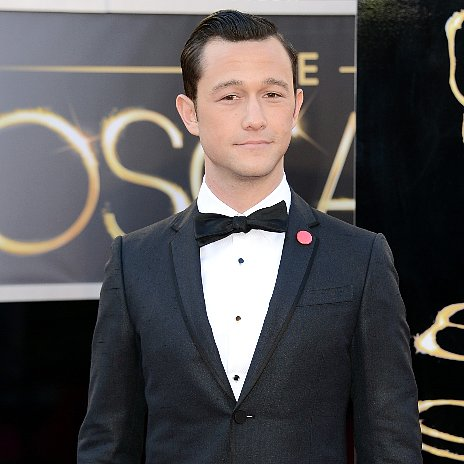 Joseph Gordon Levitt Pictures at 2013 Oscars