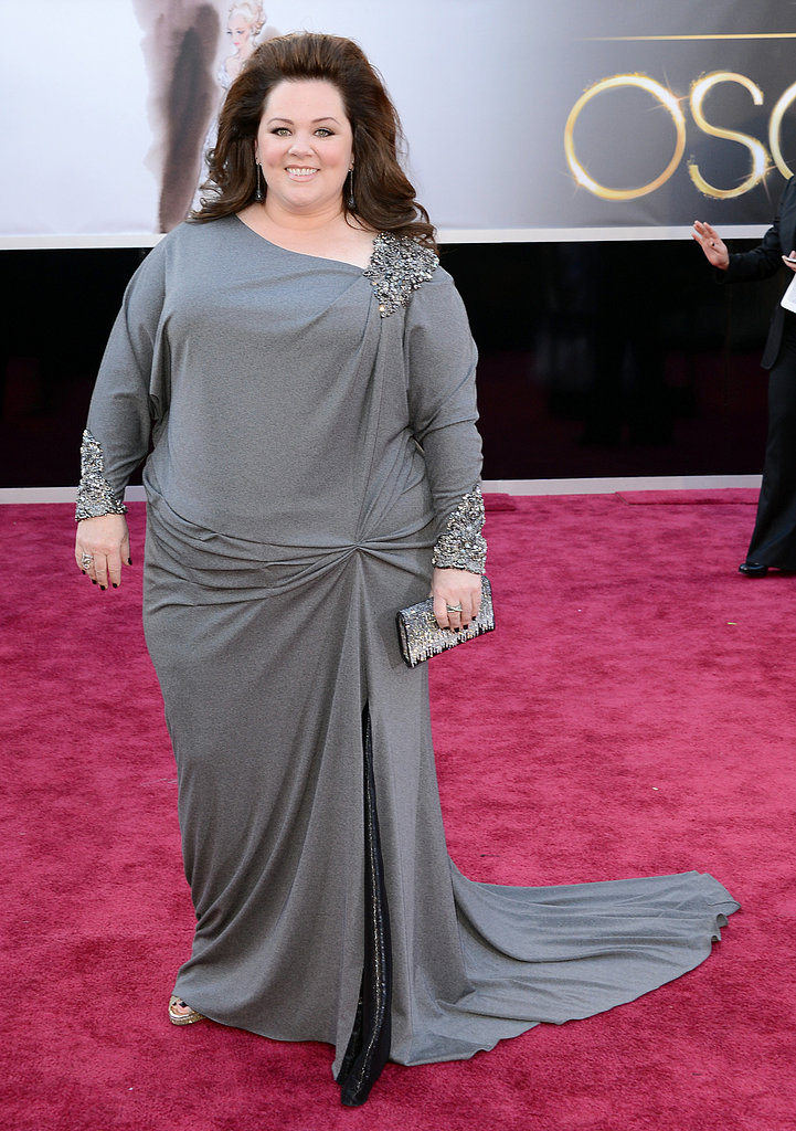 Melissa McCarthy stepped out for the Oscars.