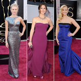 See All the Hot Moms and Moms-to-Be on the Oscars Red Carpet