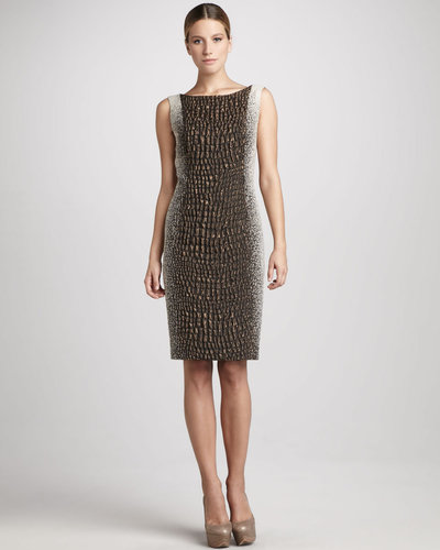 Lafayette 148 New York Faith Textured Dress