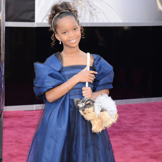 Little Lady of the Hour: 8 Things to Know About Quvenzhané Wallis