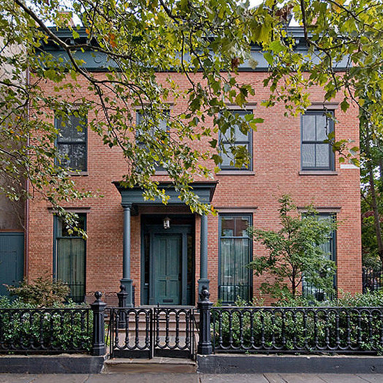 Rag & Home: Marcus Wainwright's New $6.75 Million Brooklyn Mansion