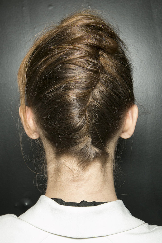 Runway-Inspired: Twists and Rolls