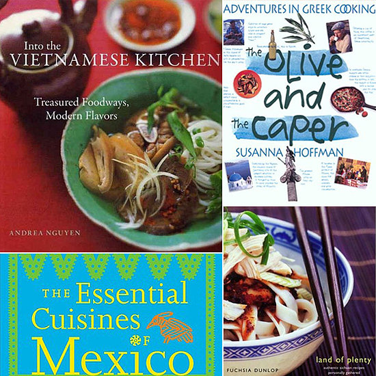 International Food Cookbooks
