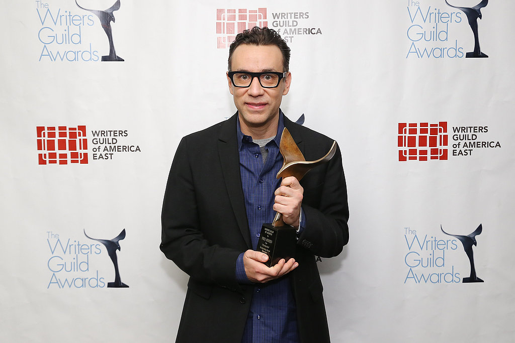 Fred Armisen picked up an award for Portlandia.