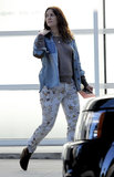 Drew Barrymore and Will Kopelman Stop to Shop With Baby Olive