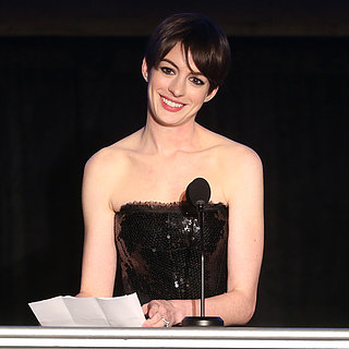 Anne Hathaway at the Cinema Audio Society Awards | Pictures