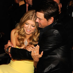 Josh Duhamel and Fergie Cutest Couple Pictures