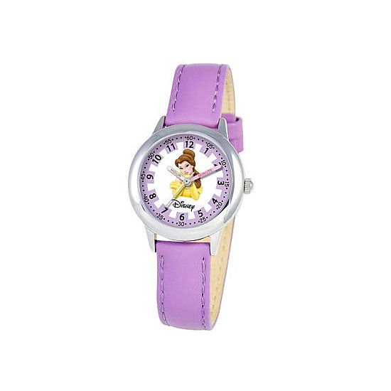 Disney Belle Leather Watch