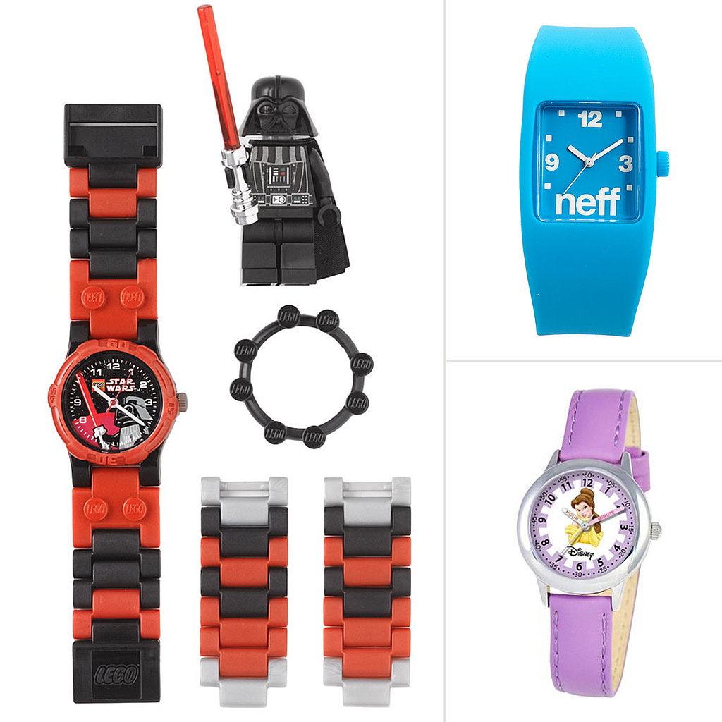 Tick Tock: Fun Watches For Tots