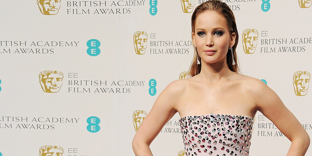 How Jennifer Lawrence Stays Red-Carpet Ready During Award Season