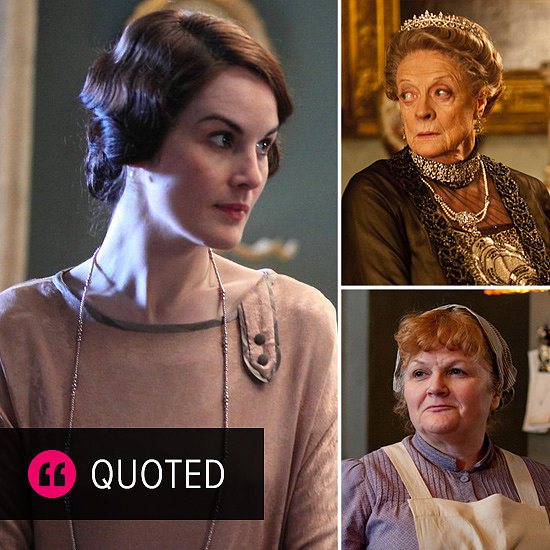 Downton Abbey Dames Are Equal Parts Sass and Class in Season 3