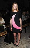 Laura Carmichael at Moschino Cheap & Chic