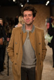 Nick Grimshaw at House of Holland